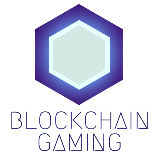 blockchain game logo