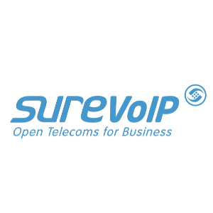 Logo of SureVoIP