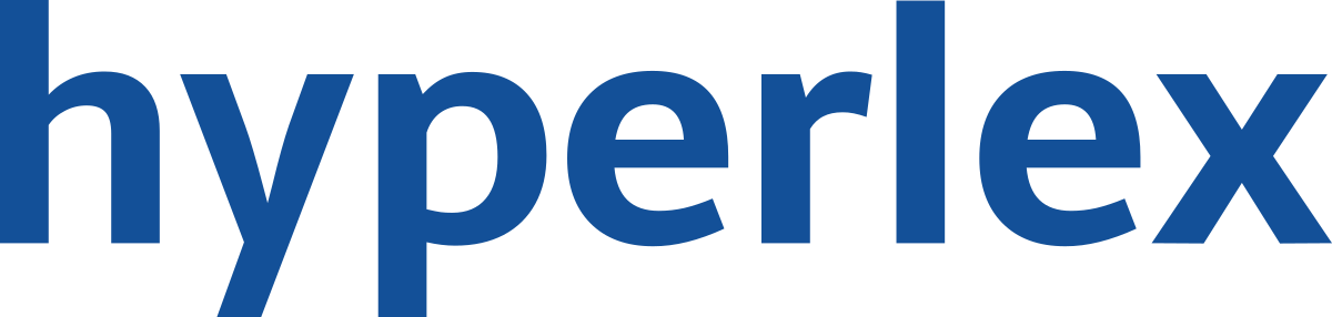 Logo of hyperlex