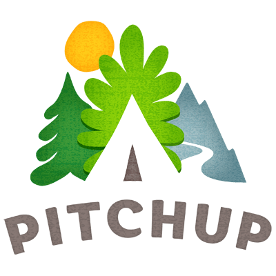 Logo of Pitchup.com