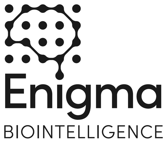 Logo of Enigma BioIntelligence