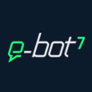 Logo of e-bot7