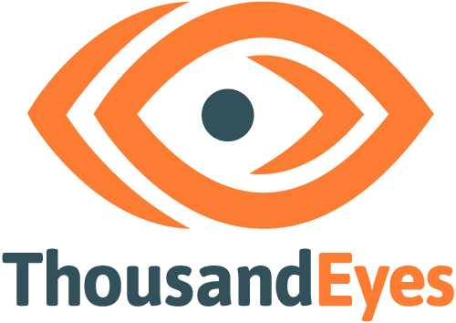 Logo of ThousandEyes